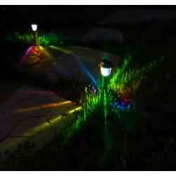 Small Crop Of Solar Path Lights