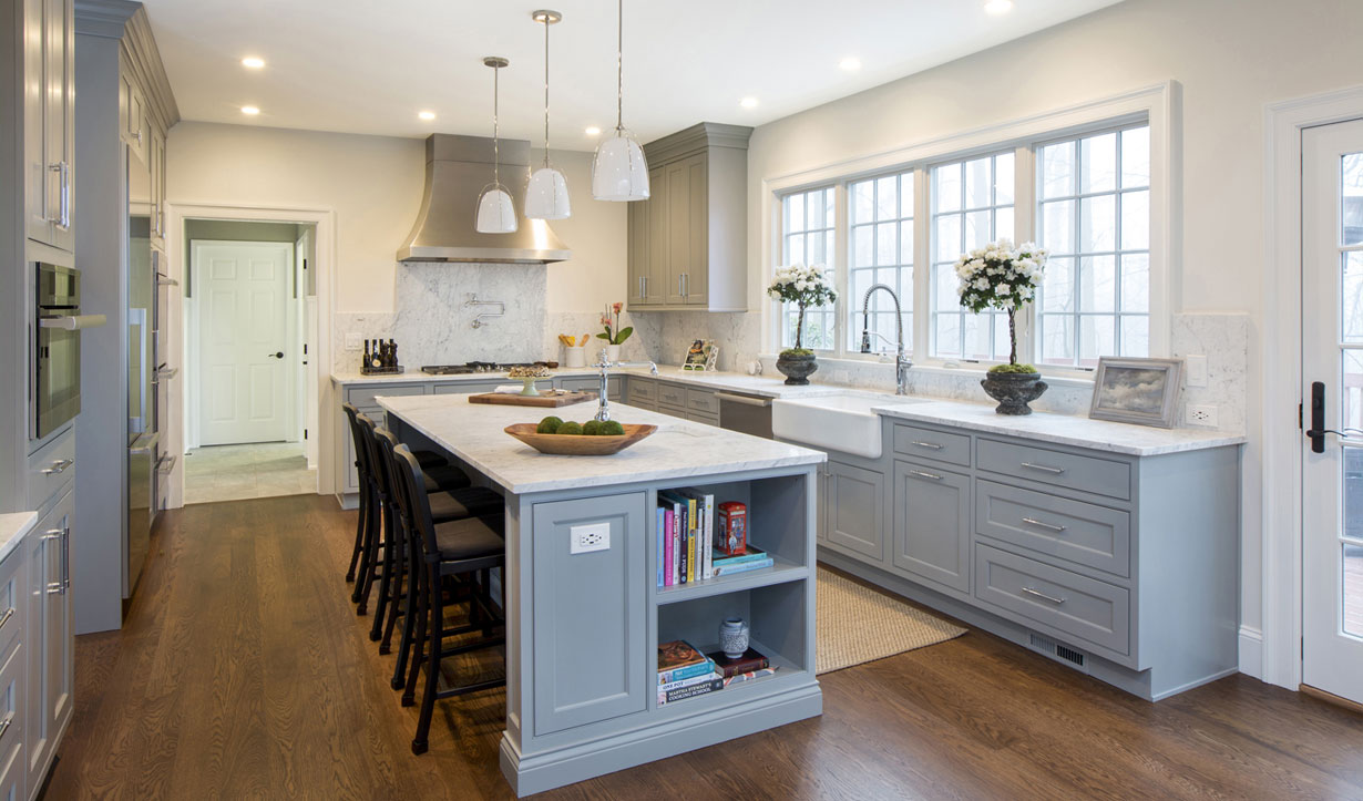 Kitchen Renovations Princeton New Jersey Lasley Brahaney Architecture Construction