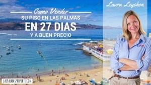 Como Vender Su Piso En Las Palmas En Solo 27 Días (Y A Buen Precio)