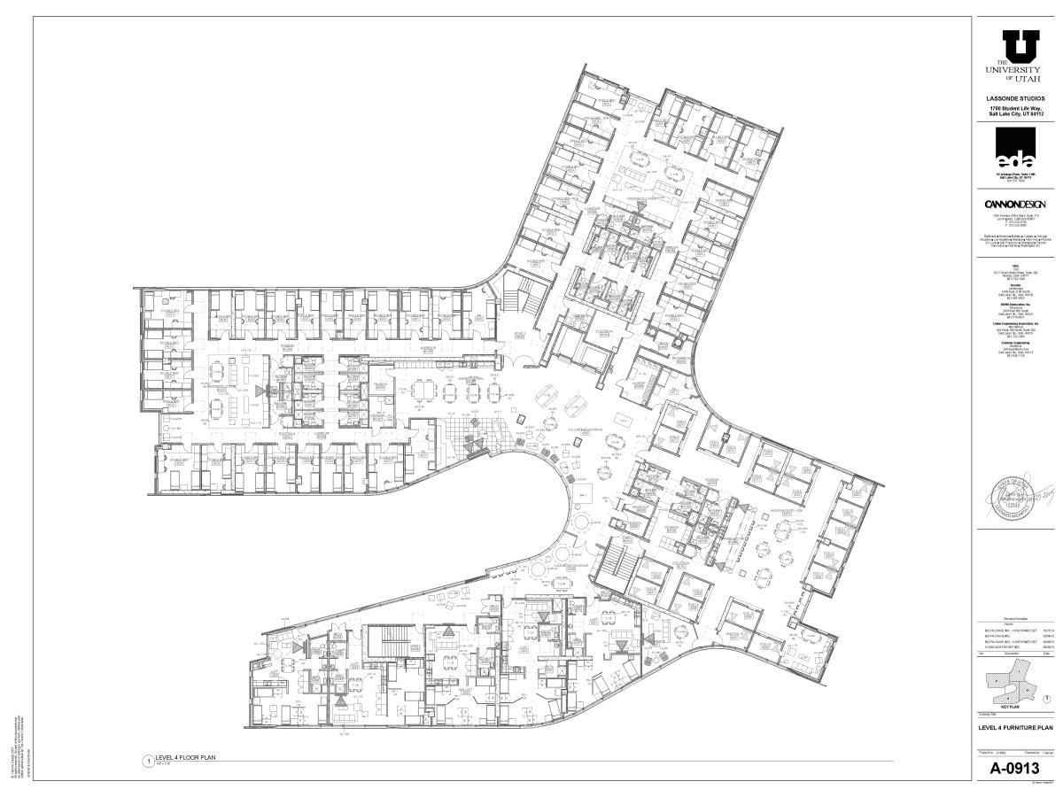 Lassonde studios floor plan lassonde entrepreneur for Utah floor plans