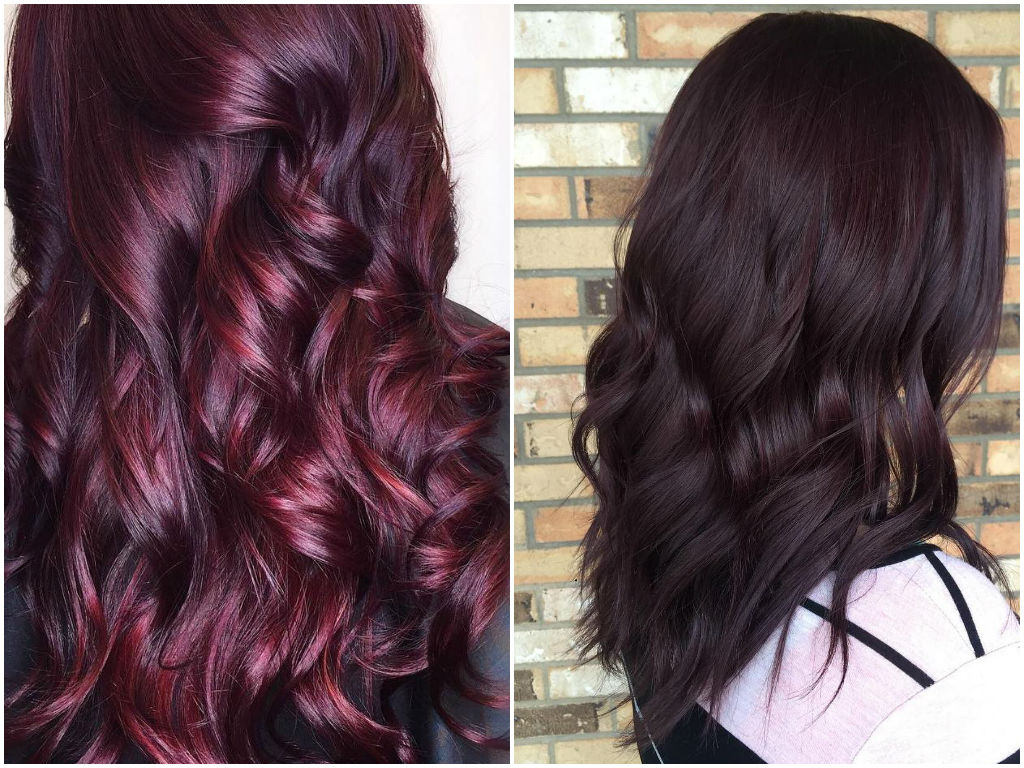 60 Burgundy Hair Color Ideas
