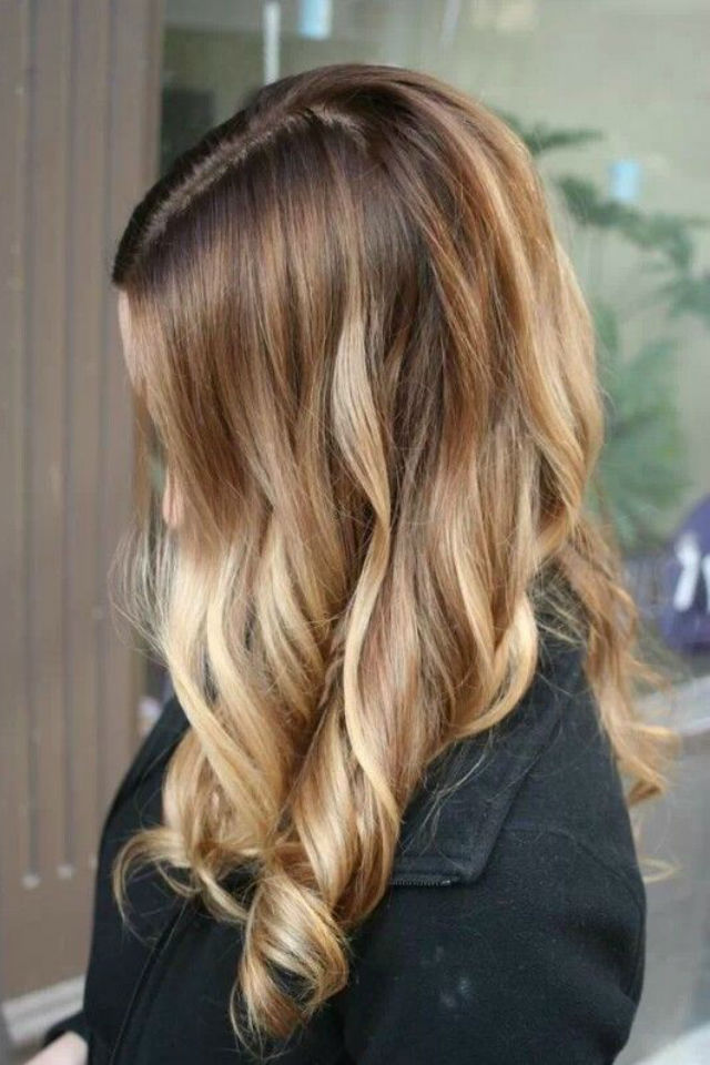 Blonde Ombre Hair With Highlights 36 Blonde Balayage Hair Color Ideas With Caramel Honey