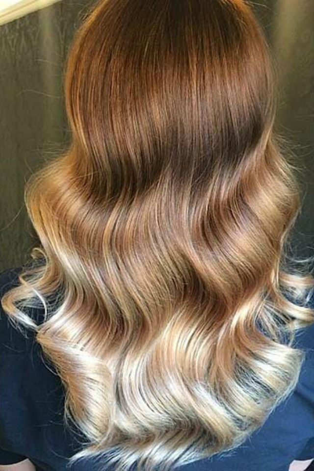 Dark Red Hair And Brown Eyes 36 Blonde Balayage Hair Color Ideas With Caramel Honey