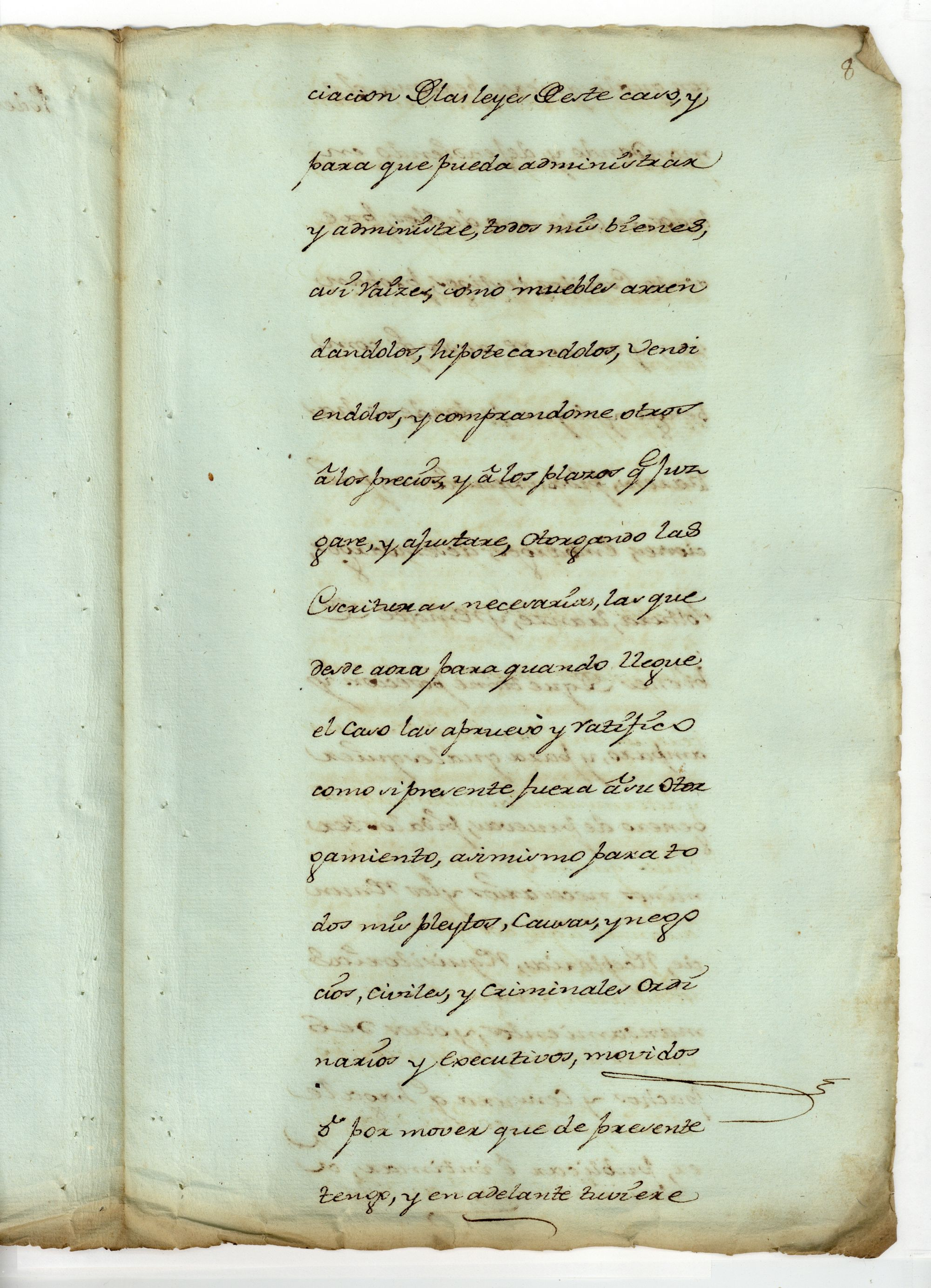 Muebles Baza Document 1790 01 27 02 Louisiana Colonial Documents