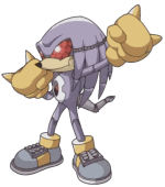 Sonic Mecha Knuckles