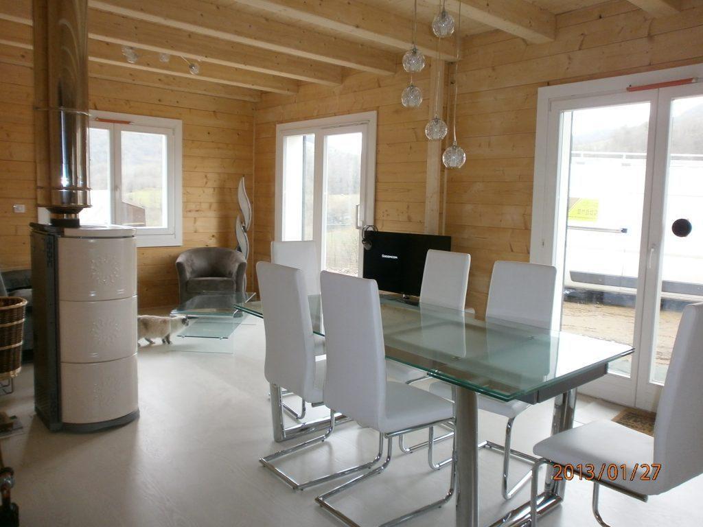 Décoration Intérieur D\'une Maison | Piscine Interieur Exterieur La ...