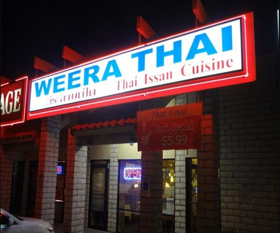 Tivoli Village Bars Las Vegas Join The Happy Hour At Weera Thai In Las Vegas, Nv 89102