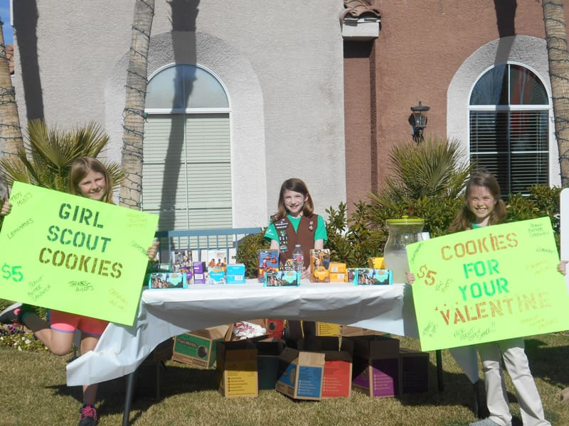 girl scouts at altessa ovation blog
