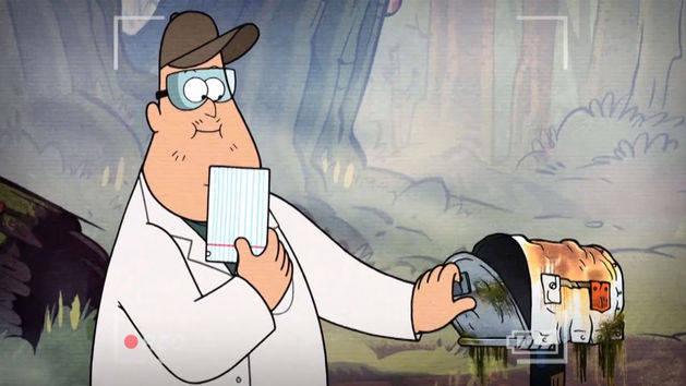 Pato Gravity Falls Wallpaper Episodio 2 Quot La Leyenda Del Monstruo Del Lago Quot Gravity