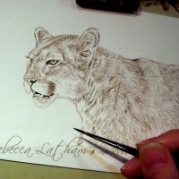 Chasing Deadlines - Cougar Sepia