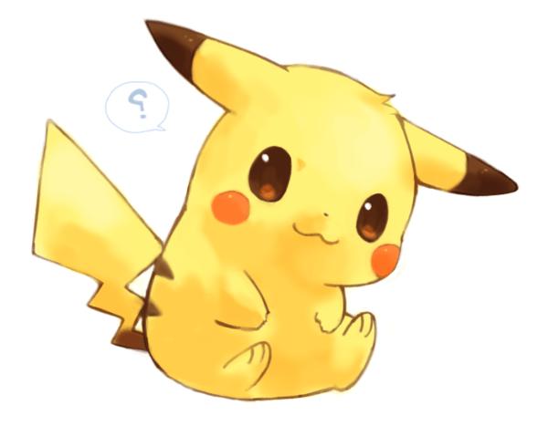 Cute Baby Girl Wallpaper With Quotes Pikachu Kawaii Dibujos Para Dibujar Colorear Imprimir