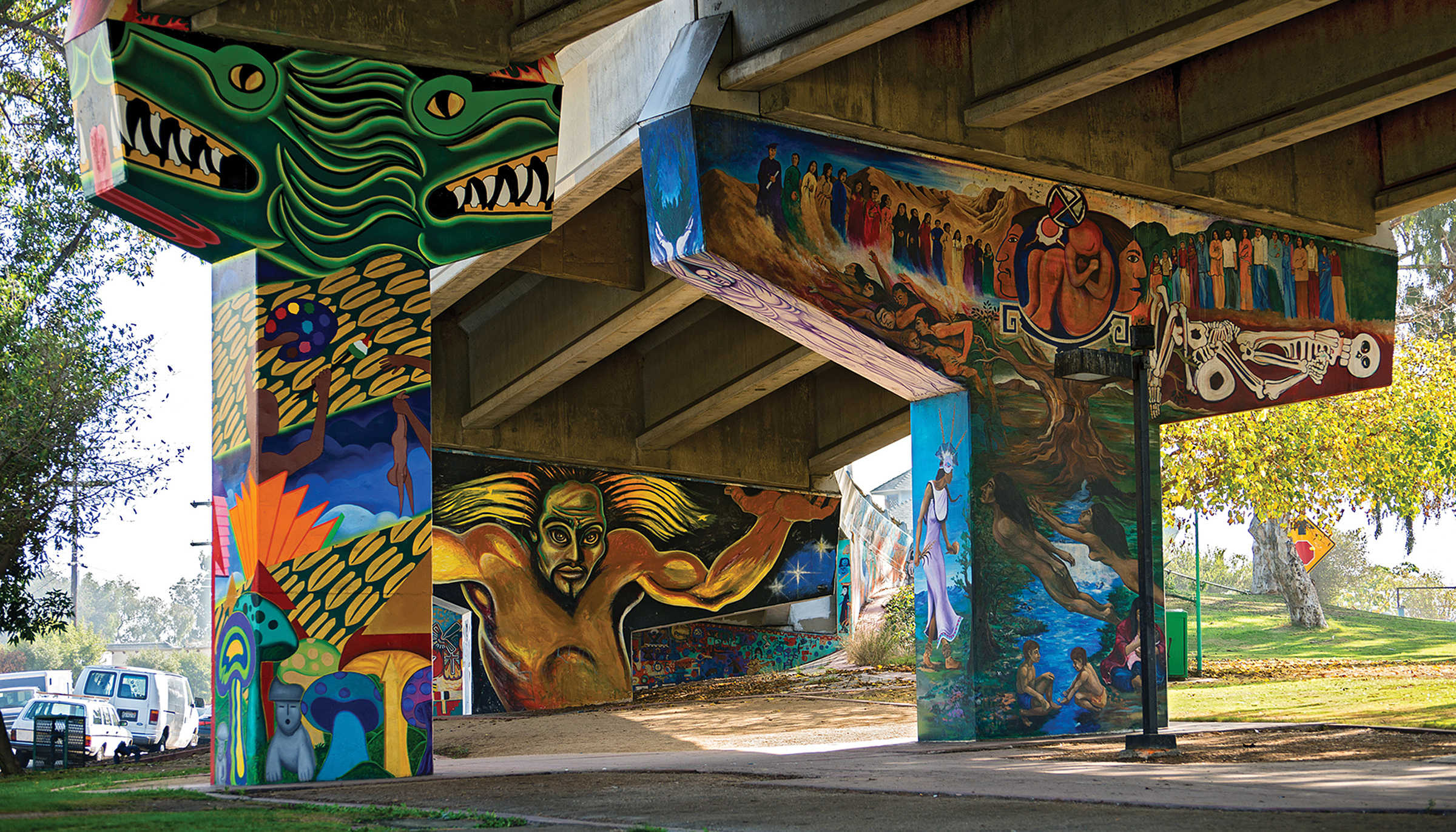 Arte Chicano Murals Chicano Latina Lista News From The Latinx Perspective