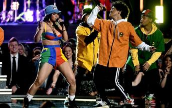 image source - http://www.rap-up.com/2018/01/28/video-bruno-mars-cardi-b-perform-finesse-at-grammys/