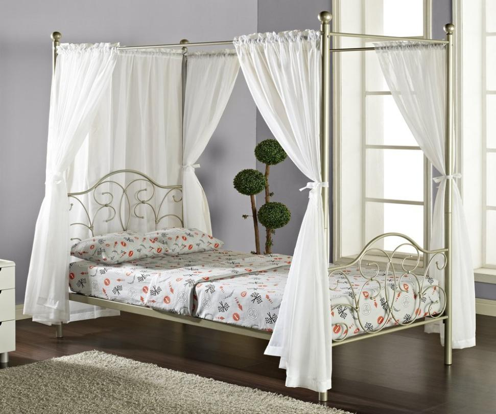 4 Poster Canopy King Bed Curtain Canopy Bed Curtains 4 Poster Canopy Bed Curtains