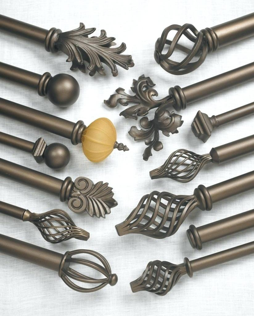 Cheap Finials For Curtain Rods Curtain Window Finials Curtain Rod End Caps Finials For