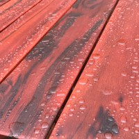 Decks: Awesome Outdoor Home Design With Tigerwood Decking ...