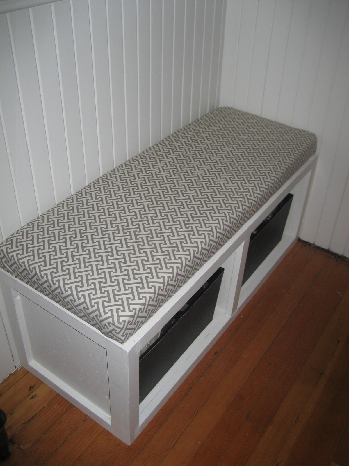 Diy Indoor Bench Seat Cushion Piano Bench Cushion For Inspiring Simple Stools Ideas