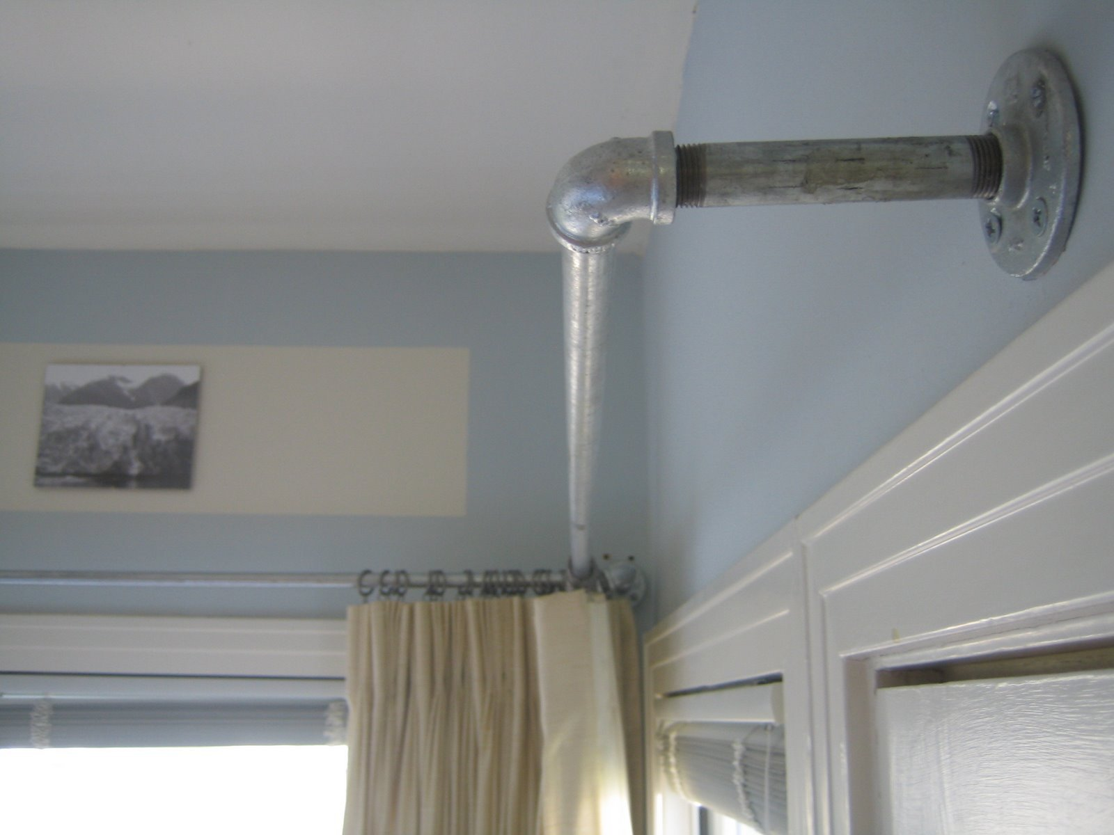 Bay Window Curtain Rod Lowes Curtain Swing Arm Curtain Rod Lowes Bay Window Curtain Rod