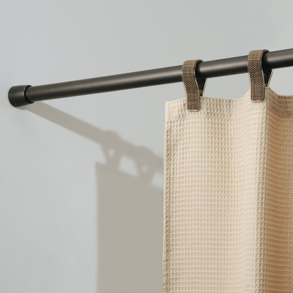 Adjustable Curtain Rods Curtain Shower Curtain Rod Shower Curtain Tension Rod