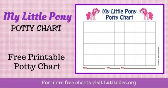 FREE Printable Potty Training Charts for Boys and Girls ACN Latitudes - potty traing chart