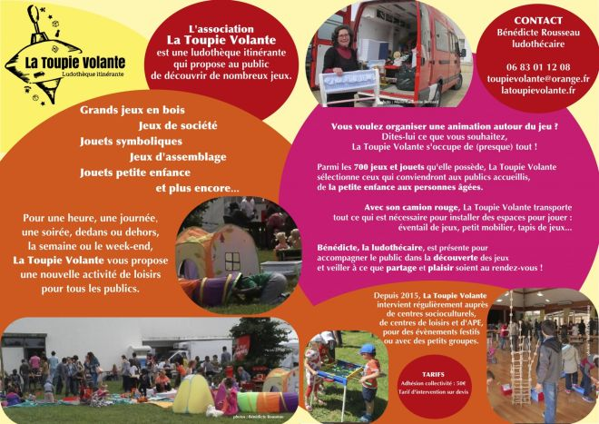 Flyer Automne 2016