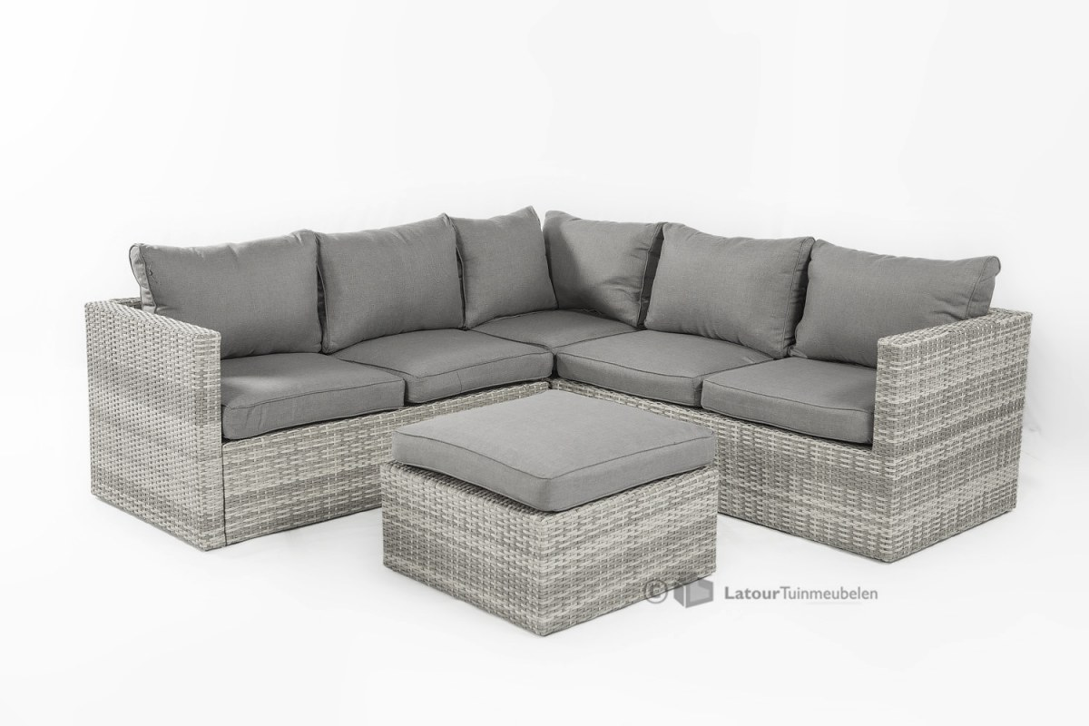 Loungebank Buiten Aanbieding.Loungebank Buiten Outlet Taste By 4 Seasons Montigo Loungebank