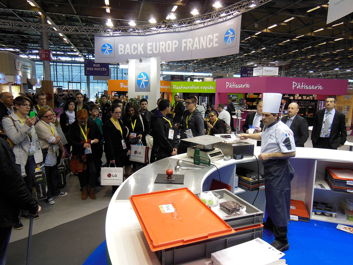 Comptoir National De L Or Lyon Europain And Intersuc Successfood 2014 Un Excellent