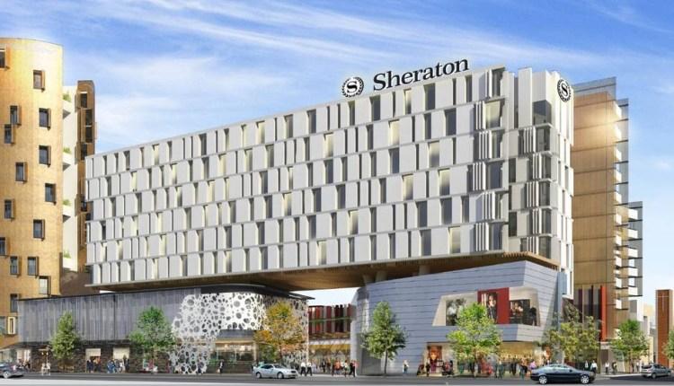 Sheraton announced for Adelaide