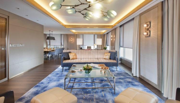 A new suite at The Landmark Mandarin Oriental, Hong Kong