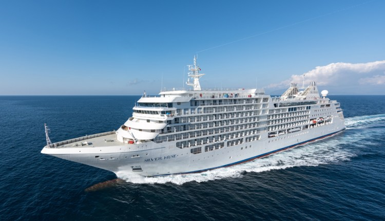 A simply divine dual celebration for the christening of Silversea's Silver Muse in Monaco and Sydney