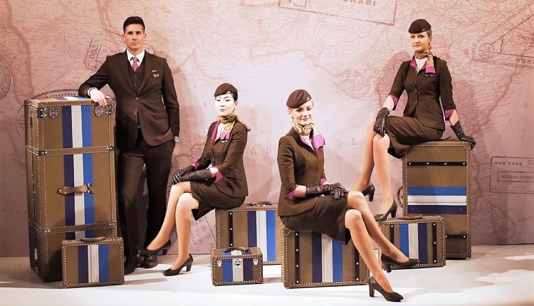 Etihad Airways and Ellery celebrate a decade of fashion and travel