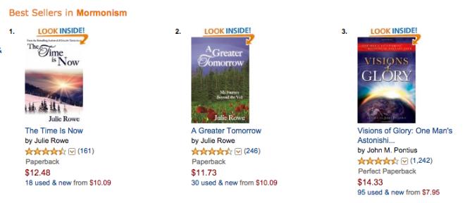 Best Sellers in Mormonism