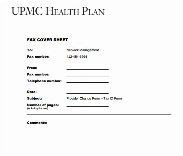 13 Sample Confidential Fax Cover Sheets \u2013 Latter Example Template