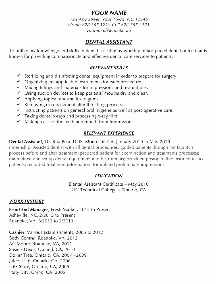 Dental Office Manager Resume Sample Latter Example Template
