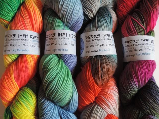 blue moon sock yarn names