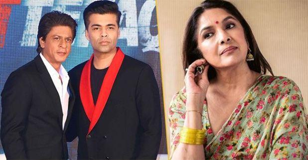 Neena Gupta Calls Shahrukh Khan And Karan Johar Cheap, Know Why