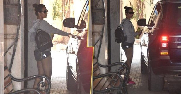Malaika Arora became an internet sensation because of her new pic in shorts and hoodie