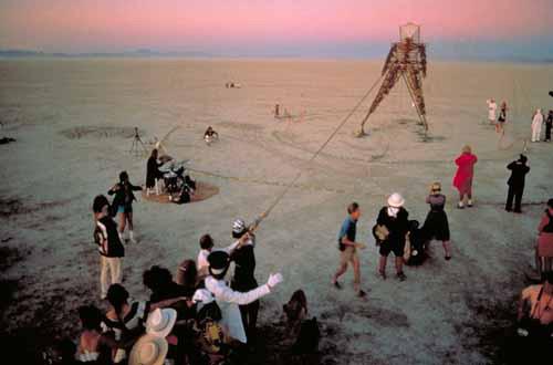 Burning Man 1990