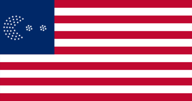 51 Star Flag Concepts by Redditors