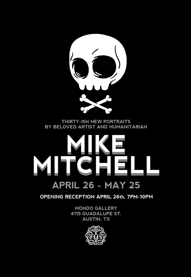 Mike Mitchell Solo Show