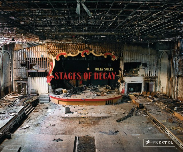 Stages of Decay by Julia Solis