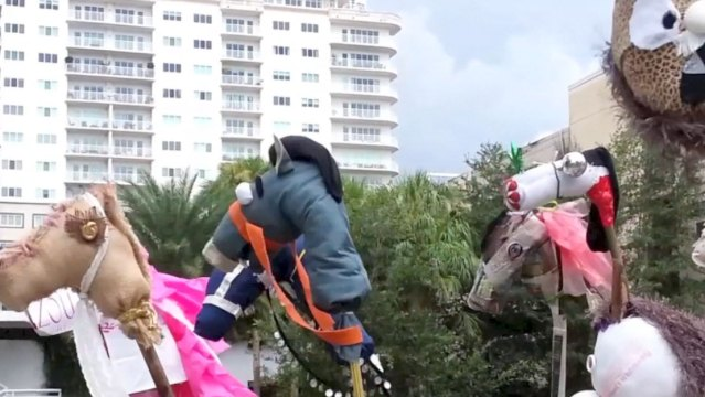 Broomstick Pony Derby