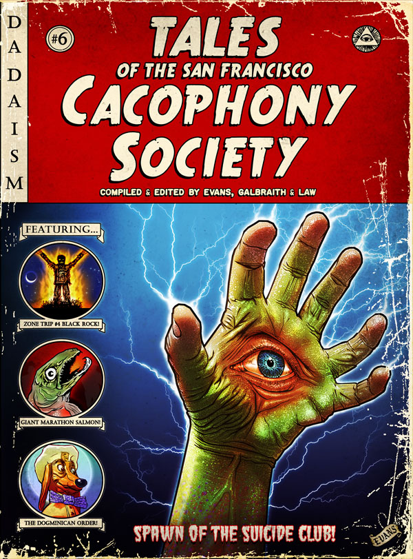 Cacophony book