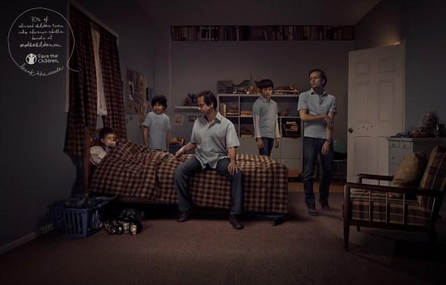Save the Children campaign
