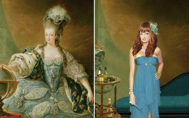 How historical figures would appear today