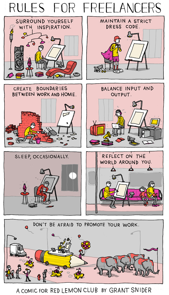 Rules for Freelancers
