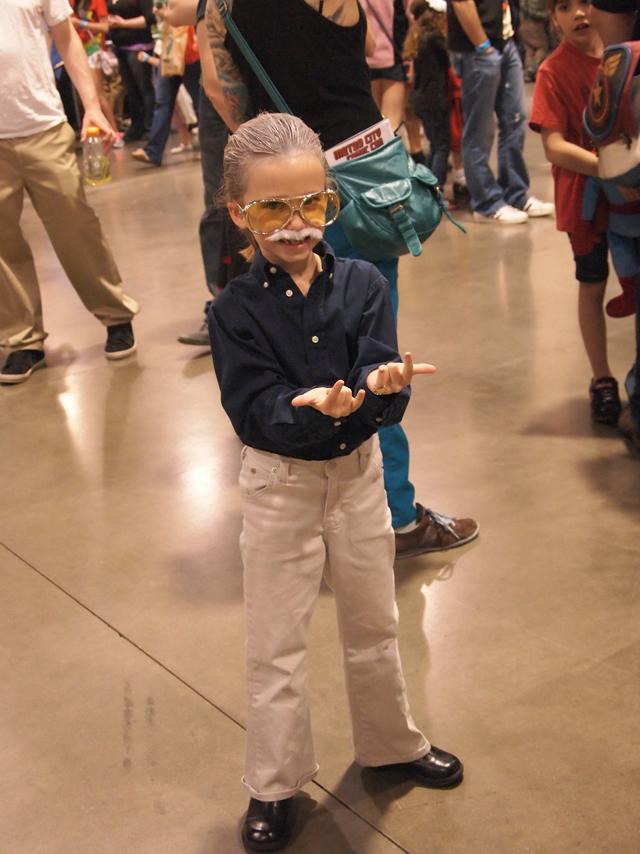 Stan Lee Kid
