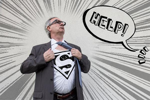 Dad Superhero