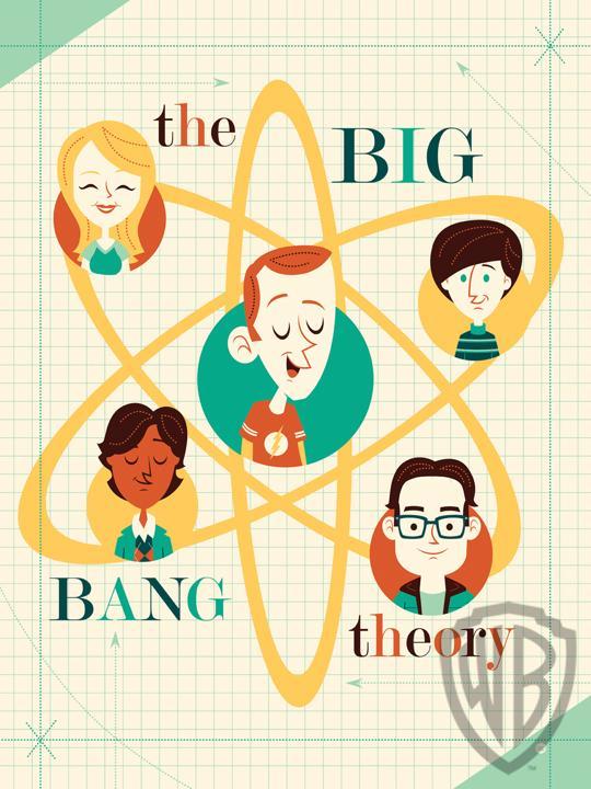 The Big Bang Theory by Dave Perillo