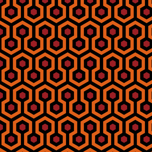 Pinterest Teppich Vintage Fabric Pattern Based On The Iconic Carpet In The Movie